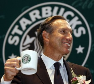 To match Special Report STARBUCKS/CULTURE