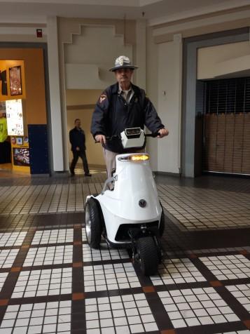 Willie Sidney Conrad Joyner Security Officer