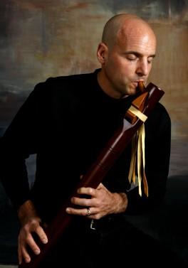 DeMaria Large Flute