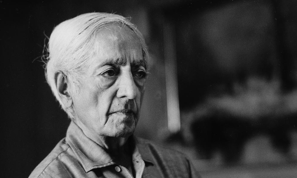 Jiddu Krishnamurti: The Purpose of Life – Excellence Reporter