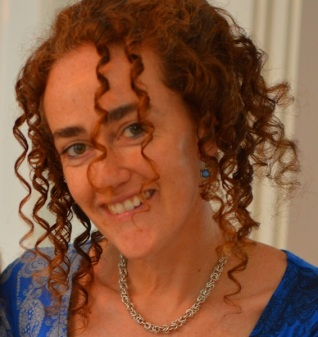 Clare Johnson, PhD Author photo