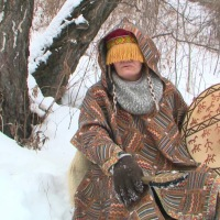 Siberian Shaman Gives Interview