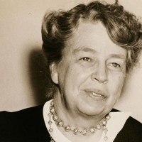 Eleanor Roosevelt: On the Wisdom and the Purpose of Life